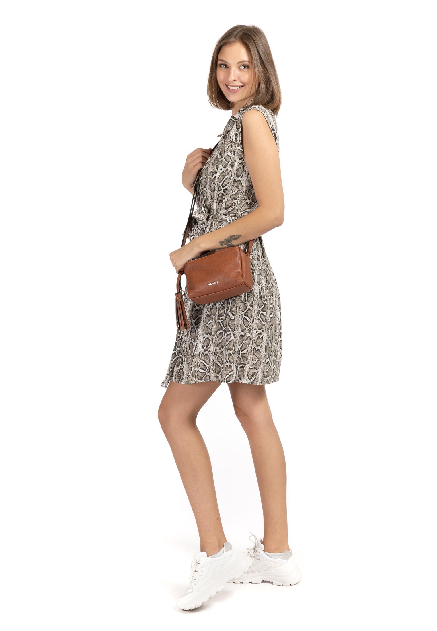 Handtasche mit Reißverschluss Leonie klein