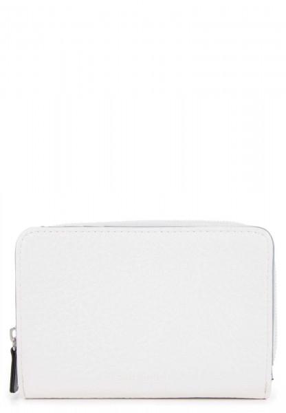 EMILY & NOAH Geldbörse mit Reißverschluss Lara Weiß 62035300 white 300