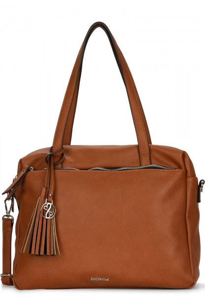 EMILY & NOAH Shopper Leonie groß Braun 62086700 cognac 700