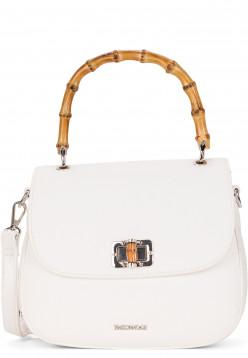 EMILY & NOAH Handtasche mit Überschlag Lexa mittel Weiß 62212300 white 300