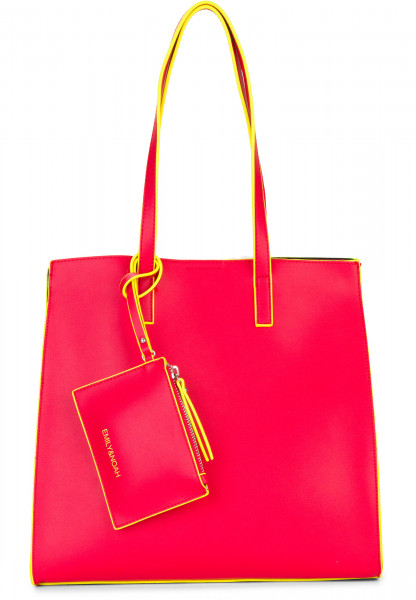 EMILY & NOAH Shopper Lina mittel Rot 62020600 red 600