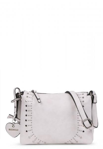 EMILY & NOAH Handtasche mit Reißverschluss Pippa Grau 61491320 cement 320