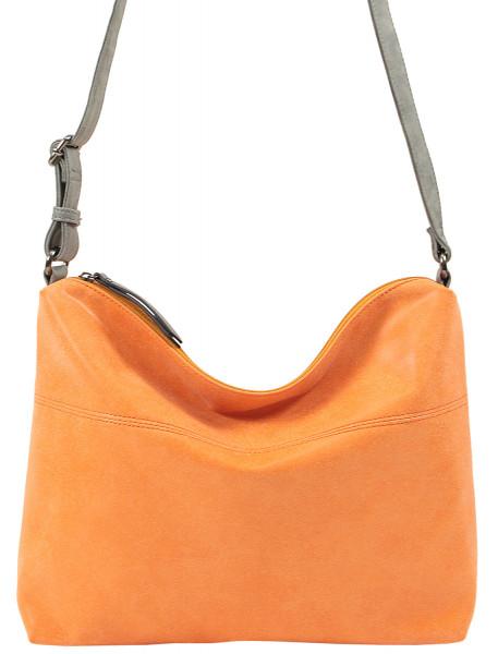 Emily & Noah Svenja Handtasche mit Reißverschluss orange 610F
