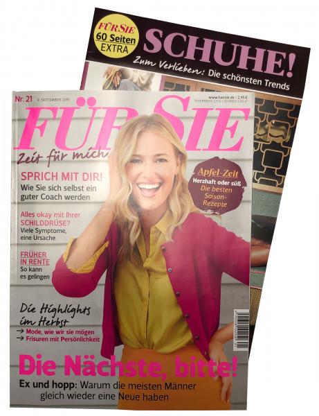 FÜR SIE Zeitschrift September 2019