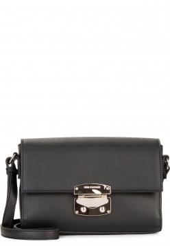 EMILY & NOAH Handtasche mit Überschlag Luca klein Schwarz 62181100 black 100