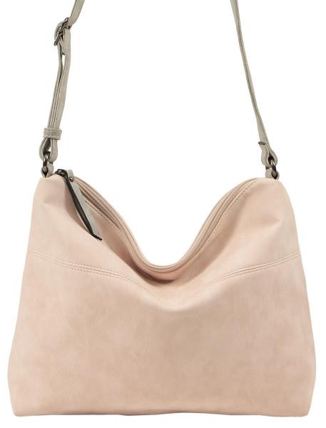 Emily & Noah Svenja Handtasche mit Reißverschluss 650F rose