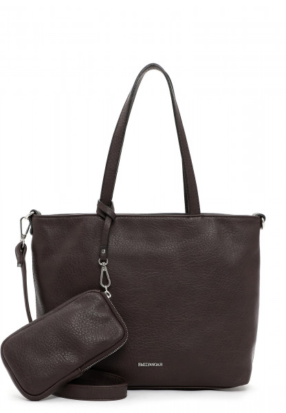 EMILY & NOAH Shopper Bag in Bag Surprise klein Braun 310200 brown 200