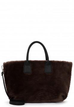 EMILY & NOAH Shopper Diana mittel Braun 62421200 brown 200