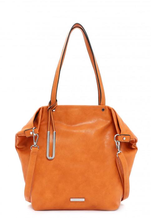 EMILY & NOAH Shopper Erna groß Orange 62886610 orange 610