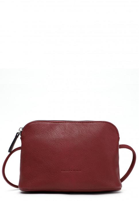 EMILY & NOAH Handtasche mit Reißverschluss Emma Rot 60393690 wine 690