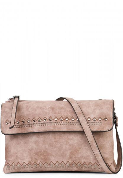 Handtasche mit Reißverschluss Siggi