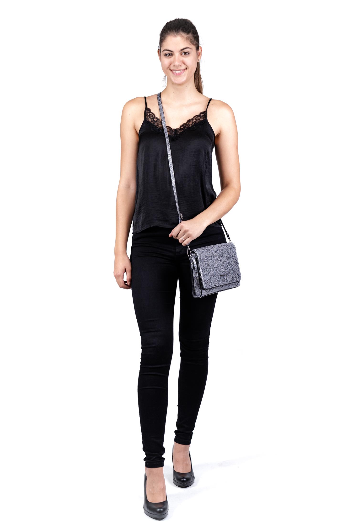 Handtasche mit Überschlag Mira Special Edition