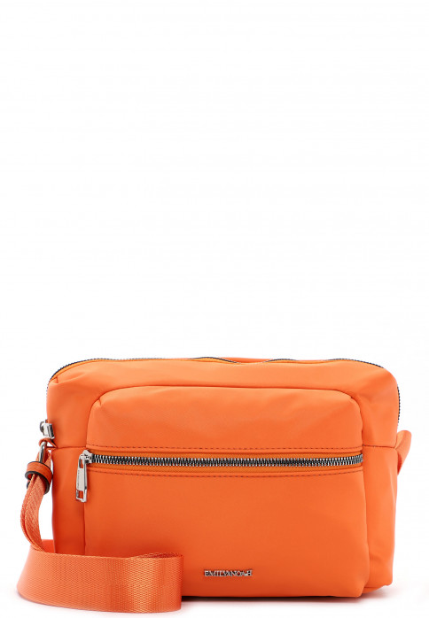 EMILY & NOAH Umhängetasche Suza-Nylon groß Orange 61944614 orange 610