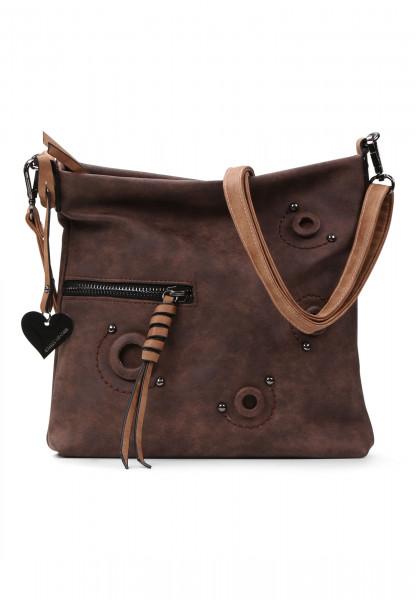 Handtasche mit Reißverschluss Merle No.1 Special Edition