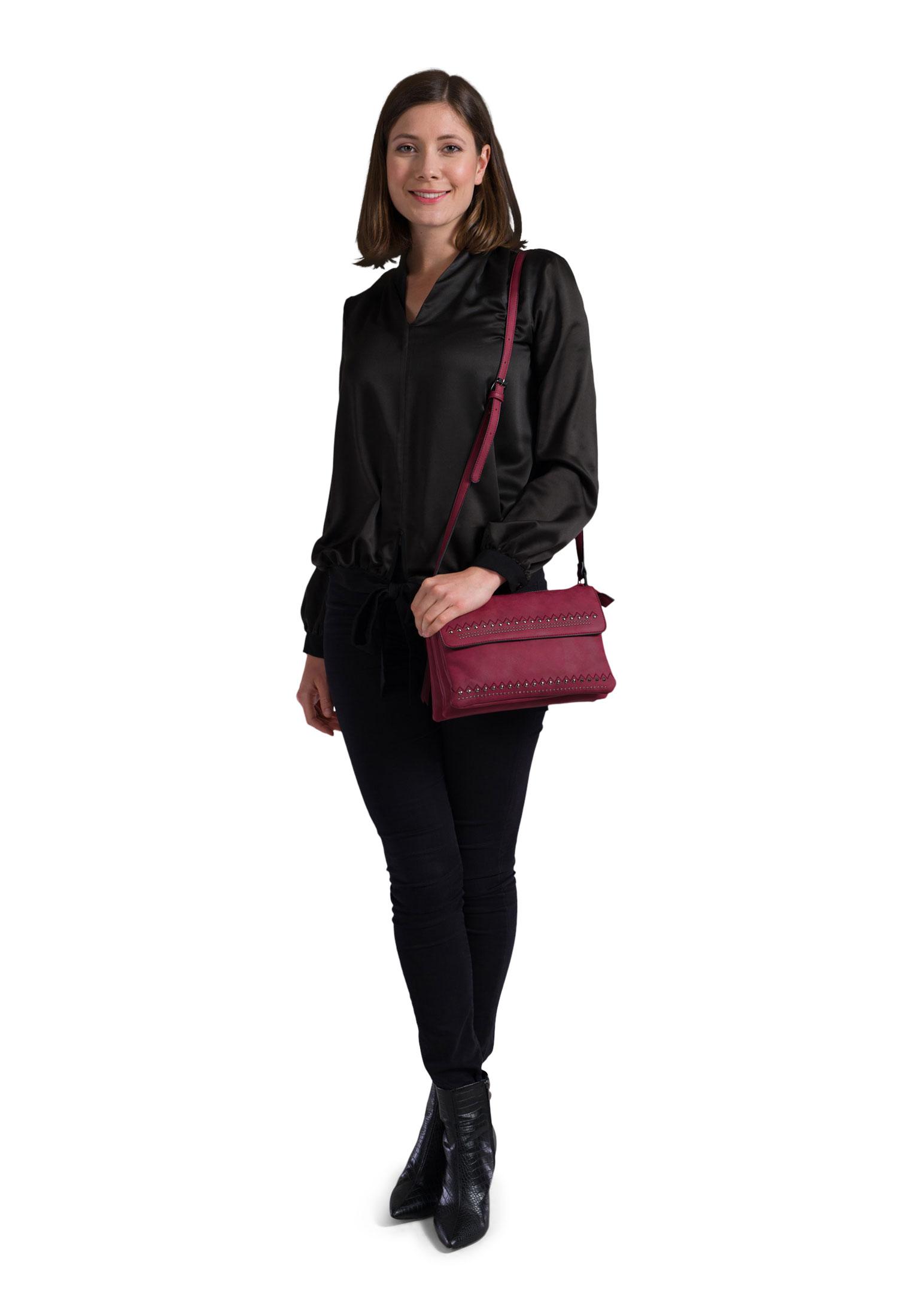 Handtasche mit Reißverschluss Siggi No.1