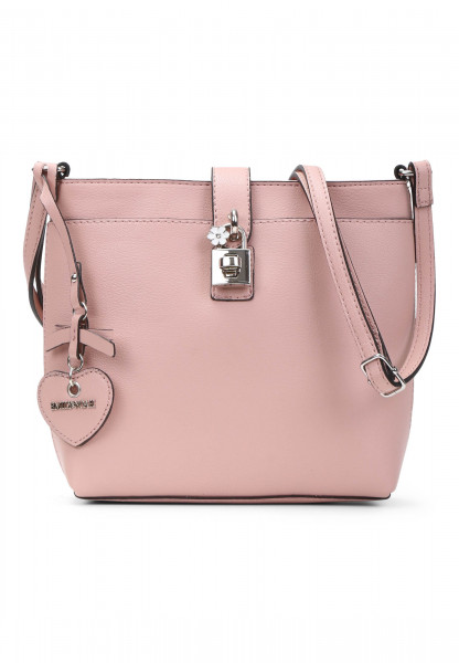 Handtasche mit Reißverschluss Polli