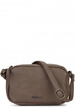 EMILY & NOAH Handtasche mit Reißverschluss Sue Braun 61950950 schlamm 950