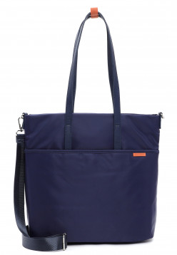 EMILY & NOAH Shopper Dagmar groß Blau 62537500 blue 500