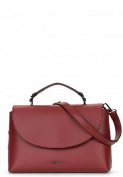 EMILY & NOAH Handtasche mit Überschlag Sabrina Rot 61823600 red 600